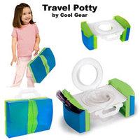 Utazó bili és egyben vécé gyerekeknek