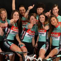 Bianchi Women Cycling Team