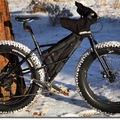 Emelt láncvilla FAT Meriwethercycles