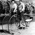 Bicycle for three (1910)