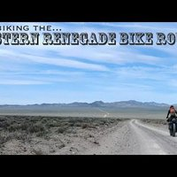 Fatbiking the Western Renegade Bike Route