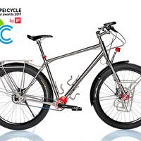 FALKENJAGD titan bikes