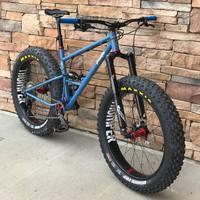 Proudfootcycles össztelós acél FAT