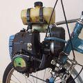 Apró: Benzinmotoros Camping kerékpár eladó/robogó csere érdekelhet.