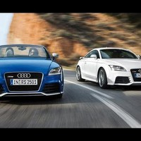 Audi TT RS - CAR and DRIVER