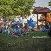 A városlődi nyári tábor lelkigyakorlatának hanganyagai