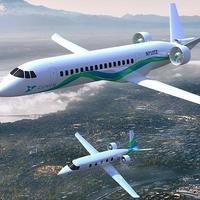 Íme a repülőgép ami forradalmasítani fogja a repülést