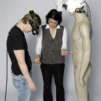 Testcsere virtuális valósággal