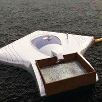 Kezdődik az óceánok tisztítása – 7 millió tonna műanyag újrahasznosul
