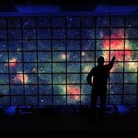 A NASA 128 monitoros fala
