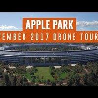 Ép ésszel felfoghatatlan az Apple új főhadiszállása