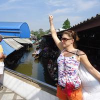 Damnoen Saduak, Thaiföld