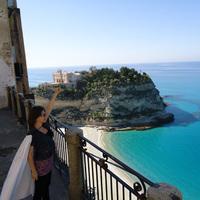 Tropea, Calabria, Olaszország