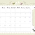 Készülnek a 2014-es naptárak