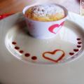 Nyomtatható valentin napi muffin papírok + túrós muffin recept