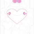 Nyomtatható borítékok valentin napra