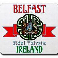 Belfast - falfestmények (x)