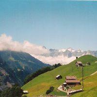 Svájc - Tell Vilmos, uccsó