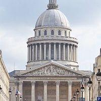 Párizs - A Panthéon (x)