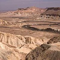 Izrael - sivatagok