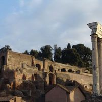 Róma - még egy pár oszlop
