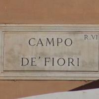 Róma - Campo de' Fiori (x)