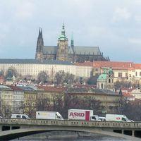 Prága - Szt. Vitus katedrális