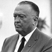 USA - J. Edgar Hoover (x)