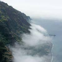 Madeira - felhők felett és alatt