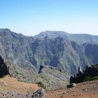 Madeira - hegyek