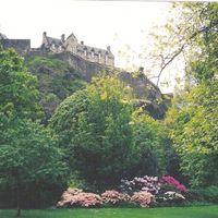 Skócia - költő és bogáncs (x)