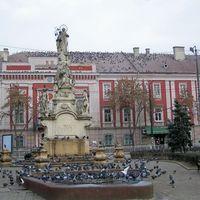 Temesvár - Jenő herceg tér (x)