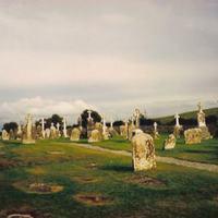 Éire - régi temetők