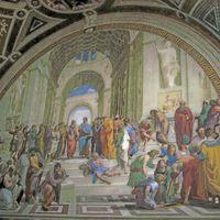 Raffaello és a Sixtus-kápolna