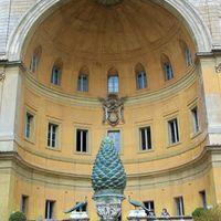 Vatikáni múzeumok - lépjünk be