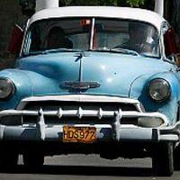 Kuba - Régi autók (x)