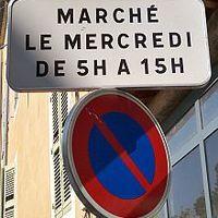 Saint-Maximin: heti piac (x)