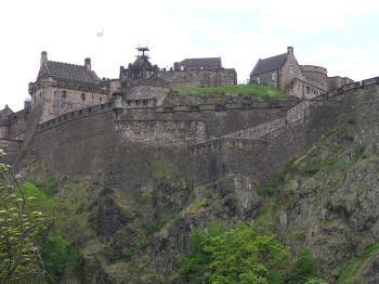 Edinburghi vár