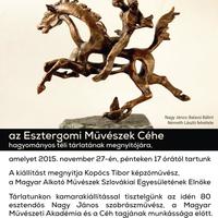 Esztergomi Művészek Céhe a Duna Múzeumban