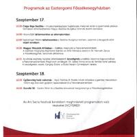 Programok a Főszékesegyházban