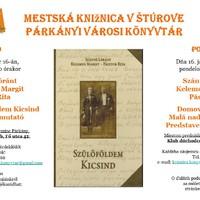 Párkányi Városi Könyvtár programjai