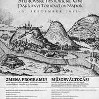 HISTORAMA - Párkányi Történelmi Napok