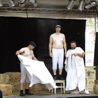 Theater Nána - beszélgetés Lengyelfalusy Juhász Máriával