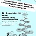 Karácsonyi hangverseny a Zeneiskolában