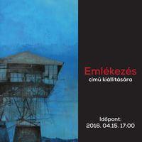 Emlékezés – Végh Éva festőművész kiállítása a Duna Múzeumban