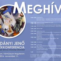 Gadányi Jenő – emlékkonferencia és kiállítás