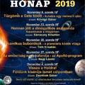 Csillagászati hónap 2019