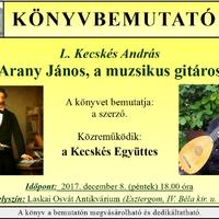 Laskai Osvát Antikvárium - decemberi programjai