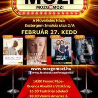 Mozgó Mozi - február