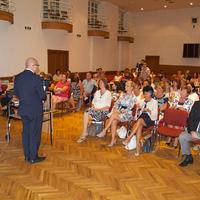 Térségi Tanévnyitó Konferencia Esztergomban
